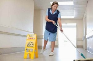 servicio de limpieza de hospitales