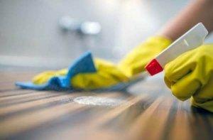 servicio de limpieza del hogar