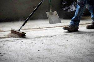 servicio de limpieza fin de obra